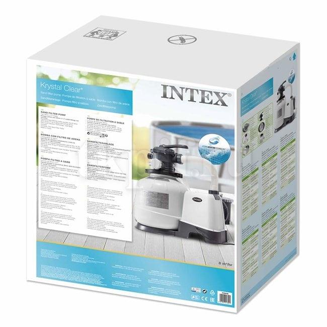 Песочный фильтрующий насос 8000 л/ч Intex 26648