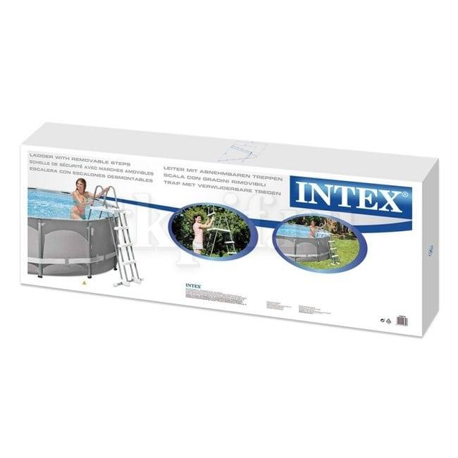 Лестница для бассейна 122см Intex 28076