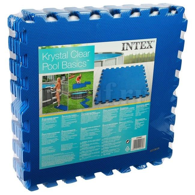 Подстилка-мозаика под бассейн Intex 29081