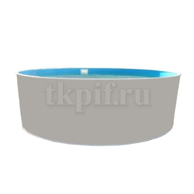 Бассейн морозоустойчивый 549x125см Лагуна ТМ240