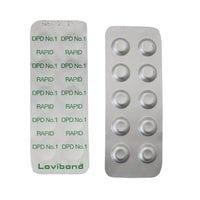 Запасные таблетки DPD (10шт) 01424