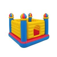 Игровой центр с батутом Замок 175x175x135см Intex 48259
