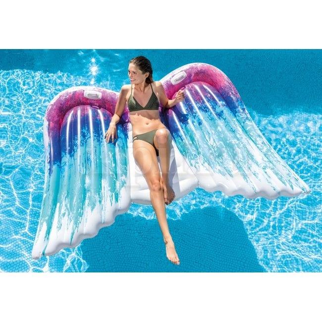 Матрас Крылья Ангела 251x106см Intex 58786