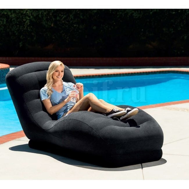 Кресло надувное 86х170х94см Intex 68595